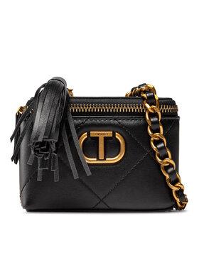 TWINSET TWINSET Дамска чанта 212TA4111 Черен