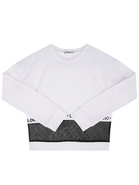 Liu Jo Sport Liu Jo Sport Sweatshirt HA0068 F0090 Weiß Regular Fit