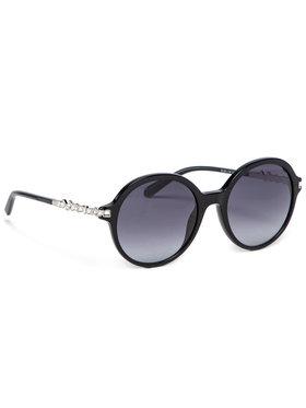 Swarovski Swarovski Okulary przeciwsłoneczne SK264/S-01B Czarny