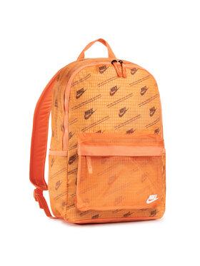 NIKE NIKE Plecak CK7444 Pomarańczowy