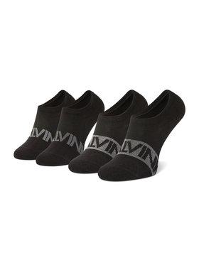 Calvin Klein Calvin Klein Zestaw 2 par stopek męskich 100003016 Czarny