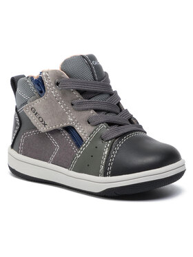 Geox Geox Sneakersy B N.Flick B. A B941LA 02285 C0062 M Šedá