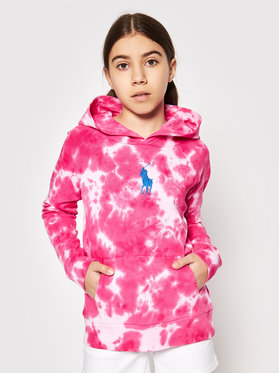 Polo Ralph Lauren Polo Ralph Lauren Sweatshirt Terry 313833555003 Rose Regular Fit
