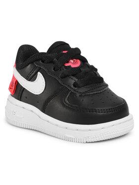 NIKE NIKE Обувки Force 1 Ww (Td) CN8541 001 Черен