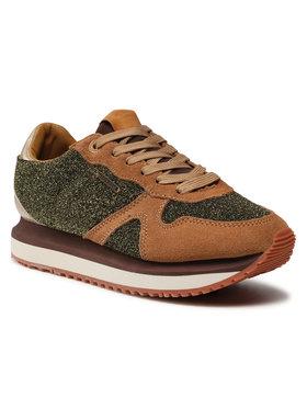 Pepe Jeans Pepe Jeans Sneakers Zion Lux PLS30788 Marron
