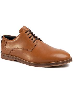 Strellson Strellson Κλειστά παπούτσια Hyde Park 4010002811 Καφέ