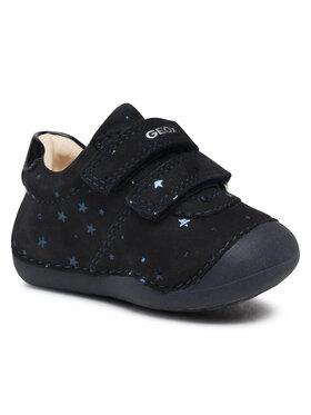 Geox Geox Обувки B Tutim G. B B9440B 00007 C4021 Тъмносин