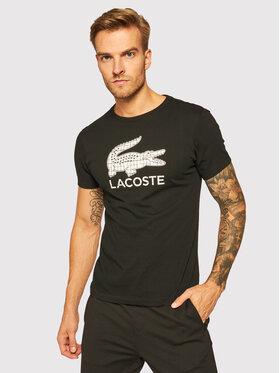 Lacoste Lacoste T-shirt TH2090 Noir Regular Fit