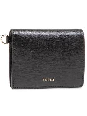 Furla Furla Malá dámska peňaženka Armonia WP00034-A.0391-O6000-1-007-20-CN-P Čierna
