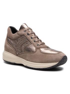 Geox Geox Laisvalaikio batai D Happy C D5462C 022CF C5M9H Smėlio
