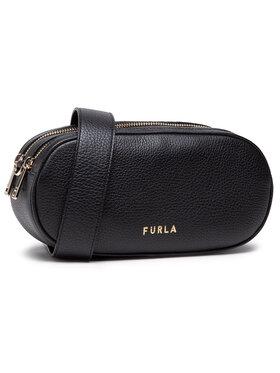 Furla Furla Τσάντα Real WB00253-HSF000-O6000-1-007-20-RO-B Μαύρο