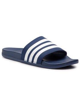 adidas adidas Pantoletten adilette Comfort B42114 Dunkelblau