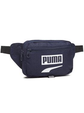 Puma Puma Ledvinka Plus Waist Bag II 078035 15 Tmavomodrá