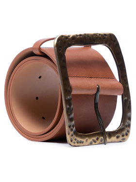TwinSet TwinSet Moteriškas Diržas Cintura 211TO506F Ruda
