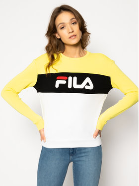 Fila Fila Felpa Leah 687043 Multicolore Regular Fit