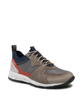 Geox Geox Sneakers U Delray A U15A7A 014PT C6659 Braun