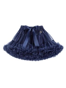 LaVashka LaVashka Spódnica 25 D Granatowy Regular Fit