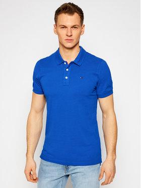 Tommy Jeans Tommy Jeans Polo Orginal Fine Pique DM0DM04266 Bleu marine Regular Fit