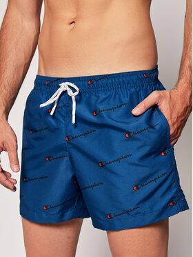 Champion Champion Pantaloncini da bagno 214433 Blu scuro Regular Fit