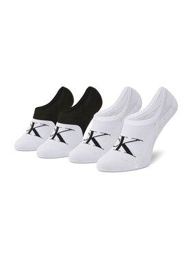 Calvin Klein Jeans Calvin Klein Jeans Zestaw 2 par stopek damskich 100003037 r.OS Biały