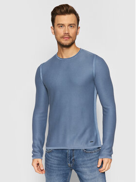 JOOP! JOOP! Sweater 17 Jk-16Feros 30027961 Kék Modern Fit