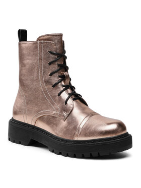 DeeZee DeeZee Turistická obuv CS5587-01 Zlatá