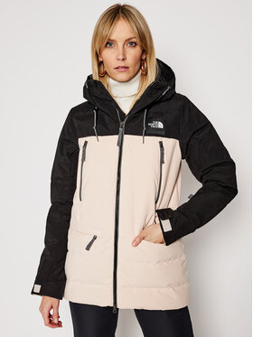 The North Face The North Face Скиорско яке Pallie NF0A3M17TDE1 Бежов Regular Fit