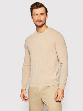 United Colors Of Benetton United Colors Of Benetton Pullover 1002U1G34 Beige Regular Fit