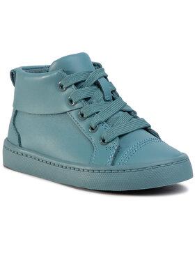 Clarks Clarks Sneakers City Oasis Ht 261404937 Albastru