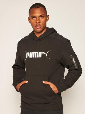 Puma Puma Bluză Nu-Tility 583441 Negru Regular Fit