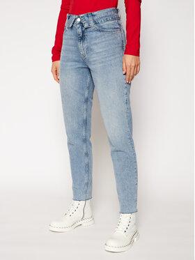 Calvin Klein Jeans Calvin Klein Jeans Jeans Boyfriend J20J214516 Blu Mom Fit