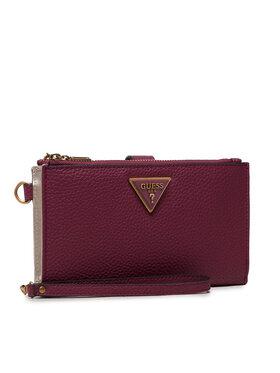 Guess Guess Великий жіночий гаманець SWVB83 85570 Рожевий