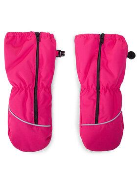 Reima Reima Dětské rukavice Tepas 517203 Růžová