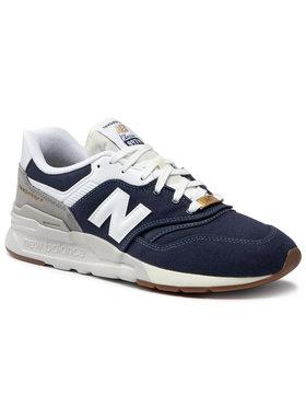 New Balance New Balance Sneakersy CM997HHE Tmavomodrá
