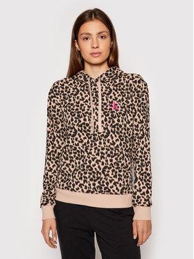 Calvin Klein Underwear Calvin Klein Underwear Sweatshirt 000QS6666E Beige Regular Fit