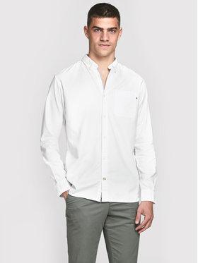 Jack&Jones Jack&Jones Marškiniai Classic 12172736 Balta Slim Fit