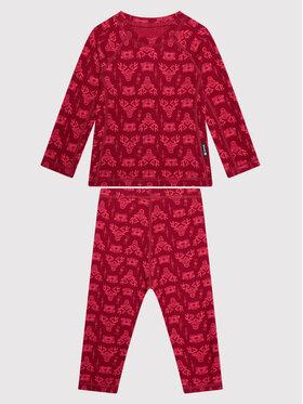 Reima Reima Set di biancheria intima termica Taival 536434 Rosso