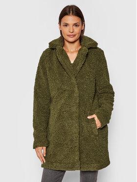 Noisy May Noisy May Zimný kabát Gabi 27010169 Zelená Regular Fit