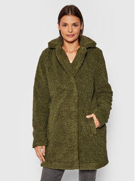 Noisy May Noisy May Зимове пальто Gabi 27010169 Зелений Regular Fit