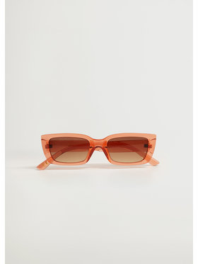 Mango Mango Okulary przeciwsłoneczne Nerea1 87045695 Różowy