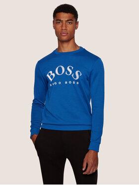 Boss Boss Bluza Salbo 50430547 Granatowy Regular Fit