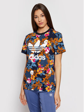 adidas adidas T-Shirt GN3353 Barevná Regular Fit