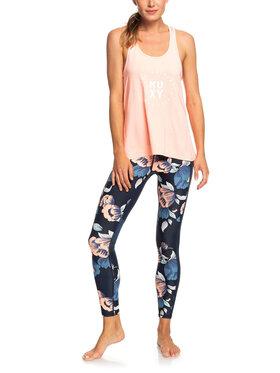 Roxy Roxy Marškinėliai ERJKT03504 Oranžinė Regular Fit