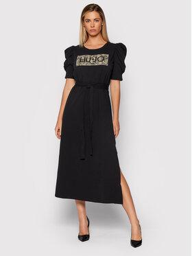 Liu Jo Liu Jo Hétköznapi ruha WF1295 J0088 Fekete Regular Fit