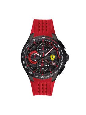 Scuderia Ferrari Scuderia Ferrari Hodinky 830727 Červená