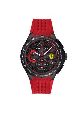 Scuderia Ferrari Scuderia Ferrari Zegarek 830727 Czerwony