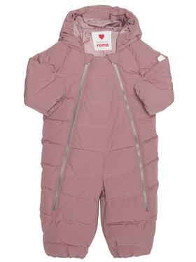 Reima Reima Overall de iarnă Honeycomb 510359 Roz Regular Fit