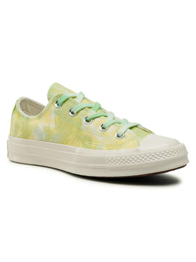 Converse Converse Sneakers aus Stoff Chuck 70 Ox 564298C Grün
