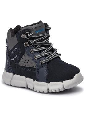 Geox Geox Auliniai batai B Flexyper B.B Abx B B943PB 032BC C0718 M Tamsiai mėlyna