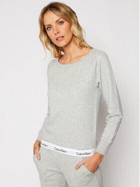 Calvin Klein Underwear Calvin Klein Underwear Mikina Modern 000QS5718E Sivá Regular Fit